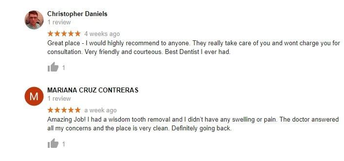 Dentist near me Reviews 2