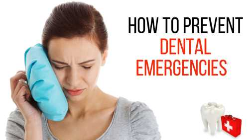 prevent emergency tooth extraction and dental emergencies